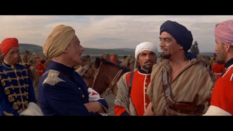 Царек Хан (1956) Разгром переодетыми британцами отряда афганских повстанцев