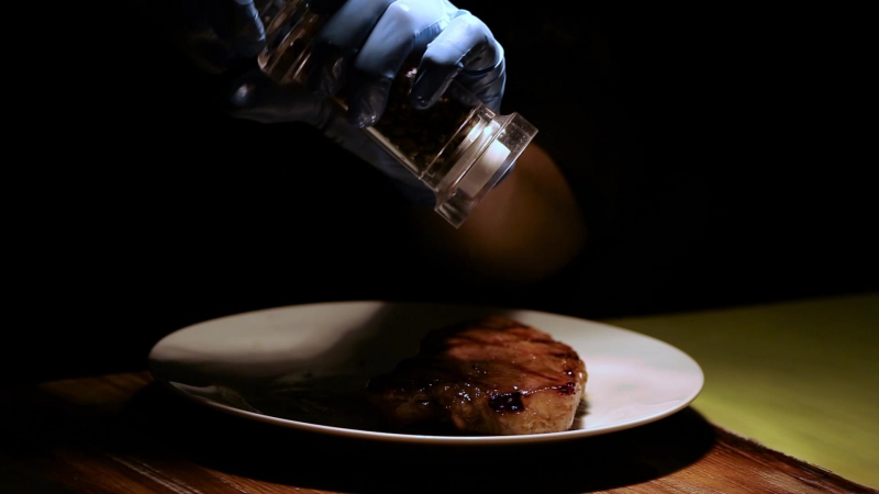 Ресторану Кухня На Углях - один год.