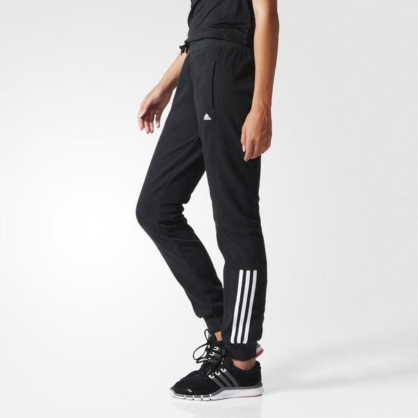 Трикотажные брюки ESS MID 3S PNT