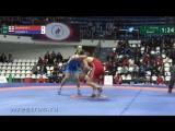 65 кг Виктор Рассадин (САХА-РОССИЯ) - Эдеми Болквадзе (Грузия)Кубок Европейских Наций 2017