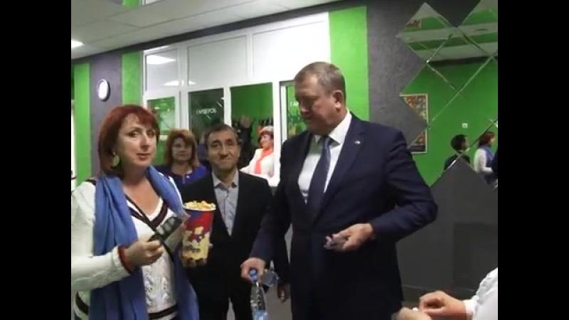 В Заинске состоялся премьерный показ фильма Салют-7