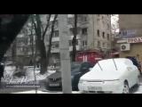 Пожар на Стачки, 5 - 8 утра - 19.01.18 - Это Ростов-на-Дону!