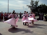 Омский молодежный Арбат. Белый танец.