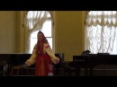 IV «Как на речке было на Фонтанке» 2015 - Аньшина Елизавета 1 тур