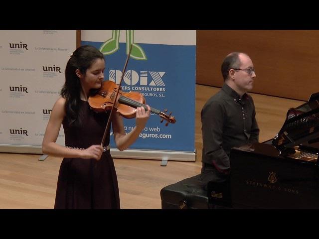 Introducción Rondo Caprichoso C SAINT SAËNS Patricia Cordero 17