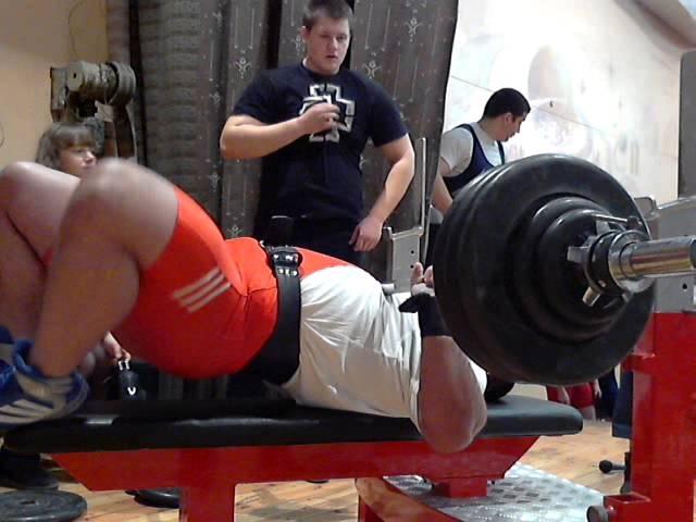 Мячин Н, СВ=111,4 кг, 150 кг на 14 повт, Чемп ТО по РЖ, 01 12 13