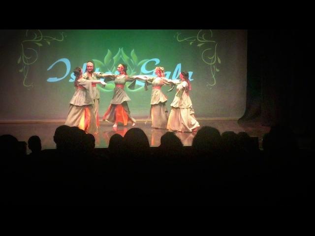 Ninfe Nereidi @Ishtar Gala 2015 - danza antica romana- la danza dei satiri