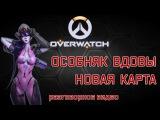 Overwatch - мысли в слух  смешные моменты овервотч  летсплей дезматч
