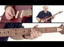 Johnny Hiland Guitar Lesson - Working Man in A Intro Breakdown - Ten Gallon Guitar