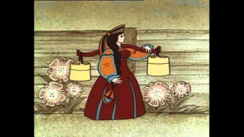 Пойга и Лиса 1978г Старый Добрый Мультфильм