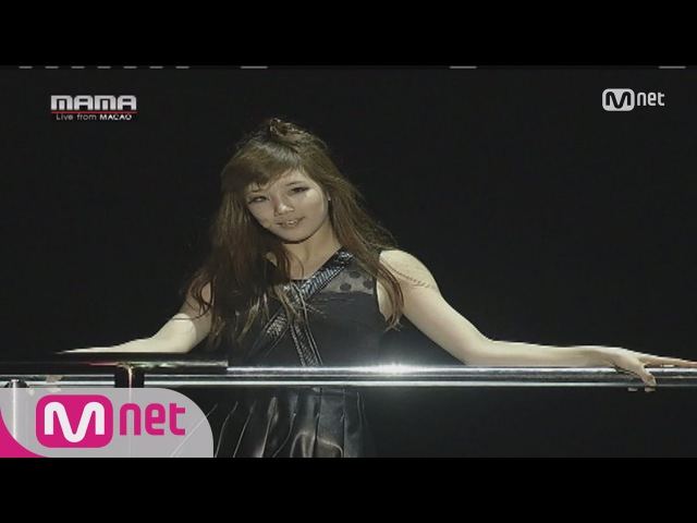 2015 MAMA MissA - Bad Girl Good Girl Breathe (2010 MAMA, SONG OF THE YEAR) 151127 EP.4