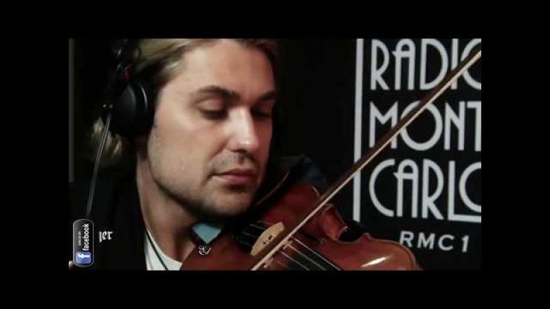David Garrett - the 5th. Betethoven HD. Monte Carlo Radio