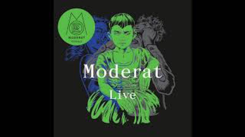 Moderat - Bad Kingdom Live (MTR068)