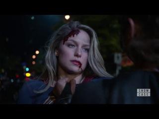 Supergirl Vs Reign (World Killer) | Supergirl 3x09 | Reign