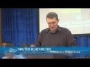 Чистое и нечистое Степанюк Александр Проповедь