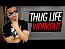 30 Minute Thug Life Workout - Hip-Hop Themed Cardio HIIT Boot Camp Workout (BURN 400 CALORIES!)