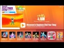 Just Dance Now Movement is Happiness Find Your Thing by Avishay Goren and Yossi Cohen 5 stars