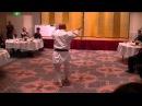 2013 Tsuguo Sakumoto Kata 長岡市空手道連盟20周年記念祝賀会 佐久本嗣男師範演武