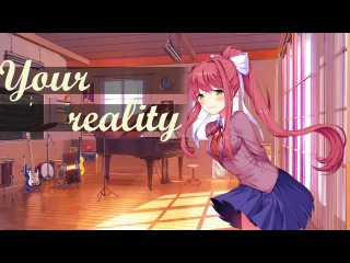 Your reality rus [game ver.] - Doki Doki Literature Club - Aka