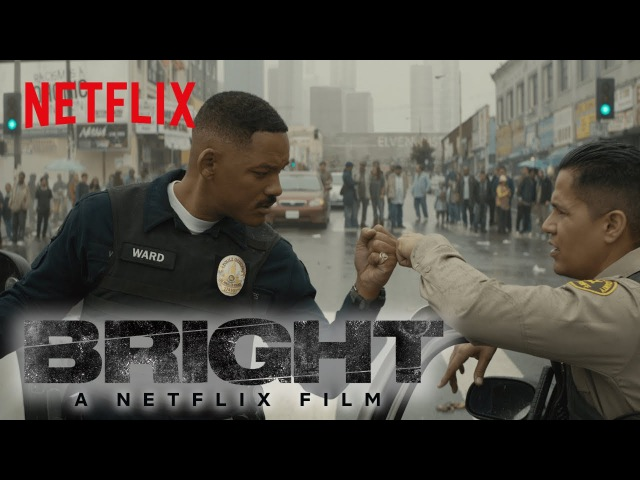 Bright Trailer 3 Good vs Evil HD Written by MAX LANDIS Directed by DAVID AYER Netflix
