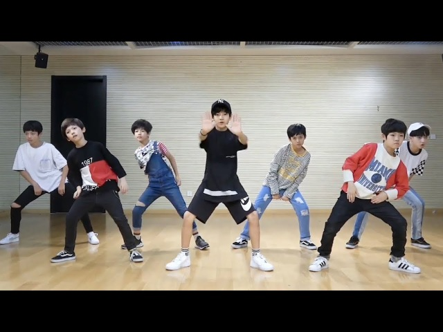 YHBOYS(乐华少年) Dance Cover 张艺兴(LAY)《Sheep》