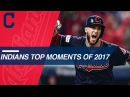 Cleveland Indians Top Moments of 2017