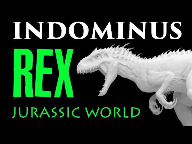 Indominus Rex LEGO Jurassic World toy set review