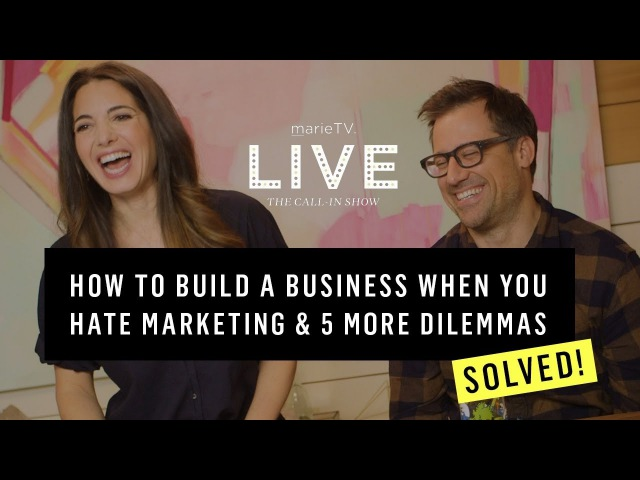 How to Fall in Love With Marketing, Succeed in a Male-Dominated Field More