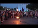 Александр Лиру выступление на Спортивной набережной (Владивосток)12.