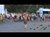 Александр Лиру выступление на Спортивной набережной (Владивосток)7.