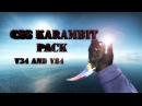 CSS -Karambit Pack Ct Arm- Download (v34 and v84)