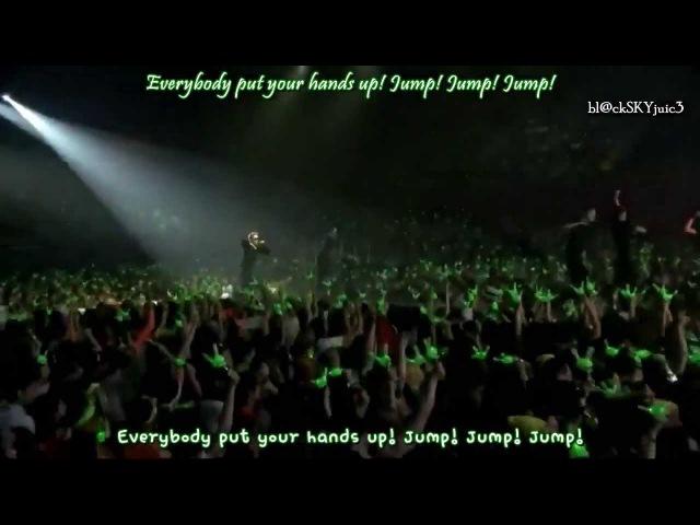 B.A.P Bang Yongguk Himchan - Sexy Clap LIVE [eng sub / romanization]