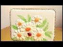🌼 Как сделать пряничную шкатулку с цветами How to make a gingerbread box