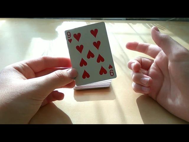 Невероятные 2 фокуса с монетой и картами ты врятли их разгадаешь