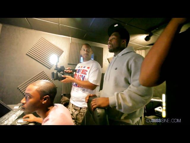 DJ Suss-One In The Studio w/ Floyd Mayweather 50 Cent