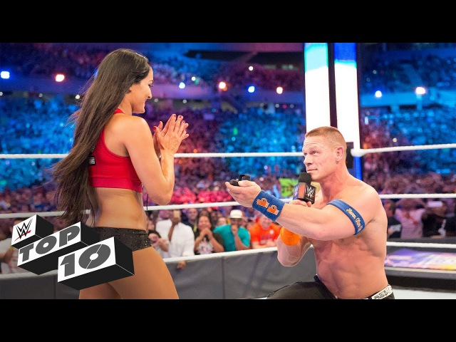Stunning in ring proposals WWE Top 10 Nov 27 2017