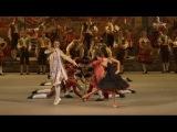 Дон Кихот. Уличная танцовщица-Ангелина Влашинец, Тореодор-Денис Родькин.