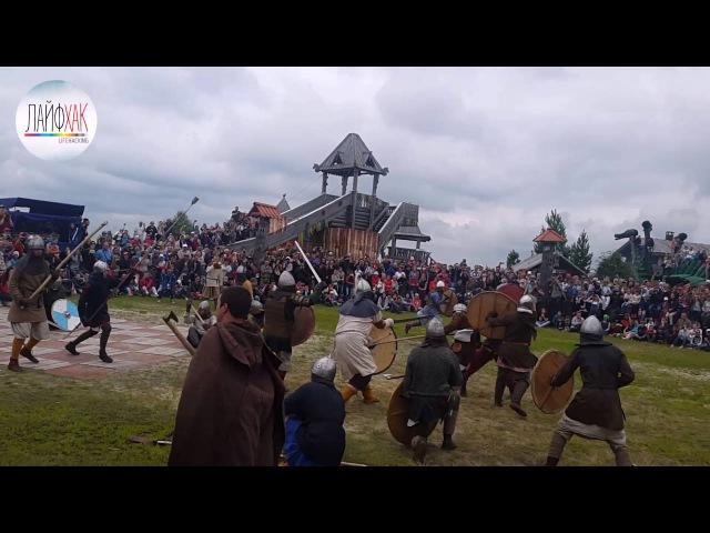 Абалакское поле - 2016: как это было