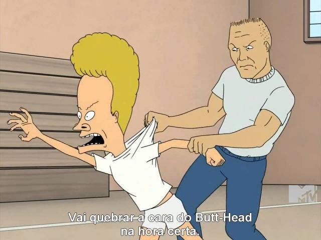 Beavis and Butt-Head S09E01Legendado Part 2