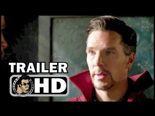 THOR: RAGNAROK Official International Trailer  - Doctor Strange (2017) Marvel Superhero Movie HD