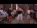 Ван Дамм женщина,я не танцую