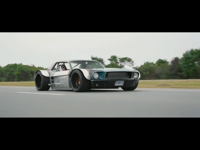 1967 Ford Mustang Coupe. PROCAR