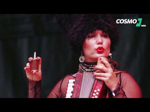 Dakhabrakha - Vesna | Live @ Sziget Festival 2017
