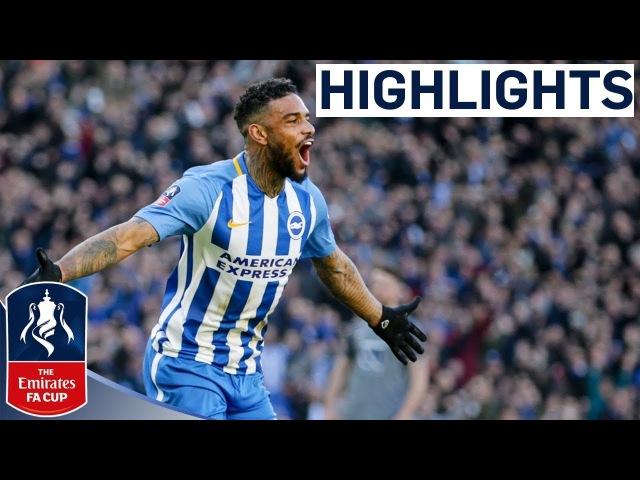 Brighton Hove Albion 3-1 Coventry City | Locadia Scores on Debut | Emirates FA Cup 201718