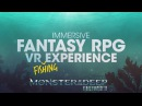 MONSTER OF THE DEEP FINAL FANTASY XV – Infomercial Trailer