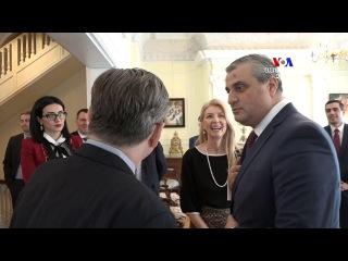 Ինչպես հայ զինվորը փրկեց ԱՄՆ-ի ապագա սենատ&#1