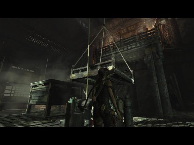 Tomb Raider (Гробницы) №3: Зал вознесения