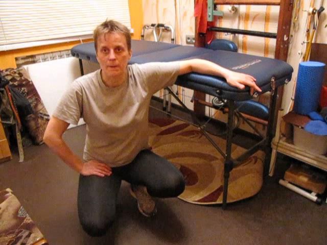 Изменения походки при функциональной недостаточности мышц