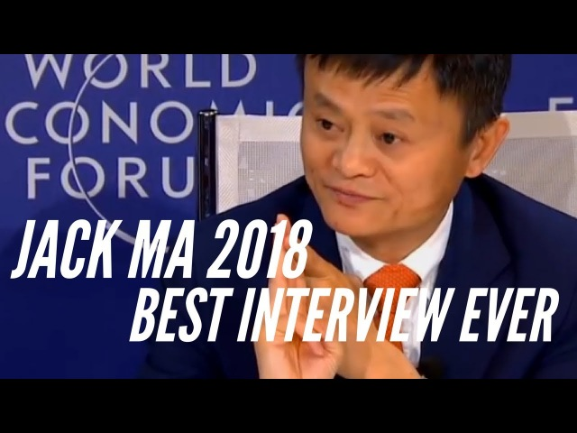 JACK MA 2018 BREAKING YOUR LIMITS (BEST SPEECH EVER)