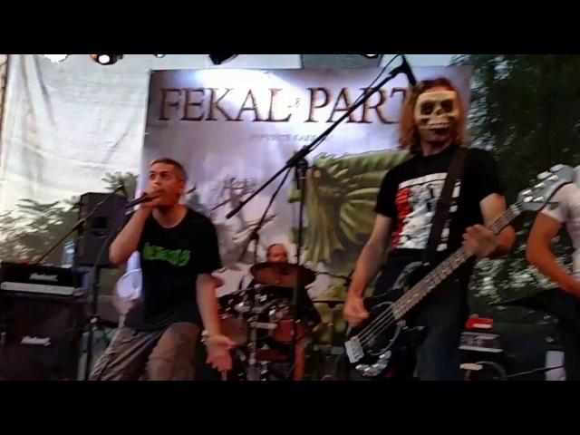 Tu Carne live at Fekal Party 2016
